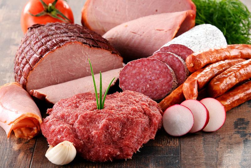 Les viandes rouges